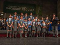 Segundo Lugar Categoría Infantil Escuela Presidente José Manuel Balmaceda