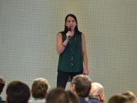 Camila Aguirre,Jefe de Responsabilidad Social de Falabella Financiero.
