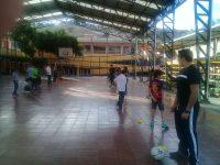 Taller de Futbolito Escuela