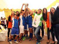 José Ignacio Zenteno - 1° lugar categoría varones con voluntarios de Falabella Viajes