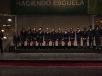 Presentación Escuela Básica Juan Pablo II de Las Condes