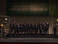 Presentación de los ganadores 2016 Liceo Juan Bautista Contardi de Punta Arenas