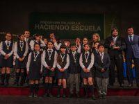 Primer Lugar Categoría Infantil Escuela 46 Italia de Osorno