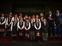 Primer Lugar Categoría Infantil Escuela 46 Italia