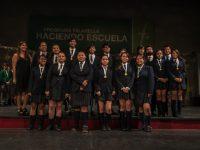 Tercer Lugar Categoría Juvenil Escuela Juan Pablo II