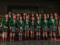 Segundo Lugar Categoría Juvenil Escuela República de Italia