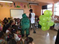 Cuentacuentos Escuela Jorge Alessandri Rodríguez