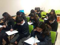 Liceo Santa María de Las Condes - Pruebas Olimpiadas del Saber 2018