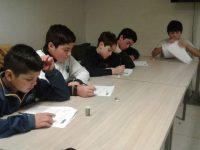 Escuela Pedro Velasquez Bontes - Pruebas Olimpiadas del Saber 2018