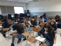 Escuela Basica Municipal Ejercito Libertador - Pruebas Olimpiadas del Saber 2018