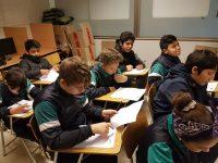 Escuela E-19 República El Líbano - Pruebas Olimpiadas del Saber 2018