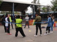 Escuela Activa: Fomentando la vida sana a través de instancias recreativas