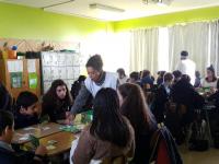 Educación Financiera Para Alumnos De Sexto Básico Del Programa Haciendo Escuela